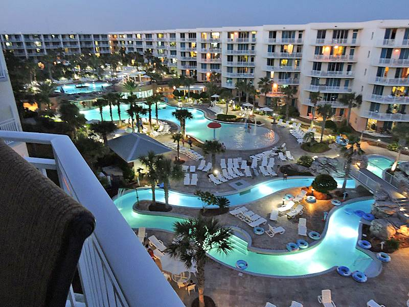 Waterscape B602 Condo rental in Waterscape Condo Rentals in Fort Walton Beach Florida - #47