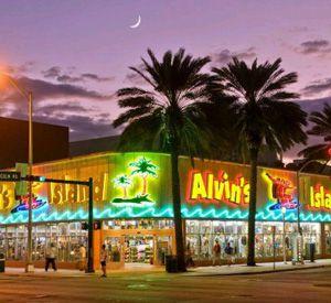 Alvin's Island in Pensacola Beach Florida