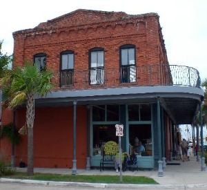 Apalachicola Chocolate Company in Apalachicola Florida