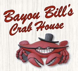 Bayou Bill's Crab House in Panama City Beach Florida