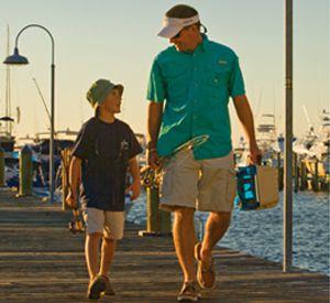 Baytowne Marina in Destin Florida