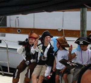 Blackbeard Sailing Charters in Destin Florida