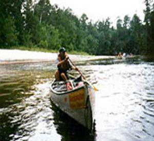 Blackwater Canoe Rental in Pensacola Beach Florida