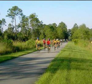 Blackwater Heritage Trail in Pensacola Beach Florida