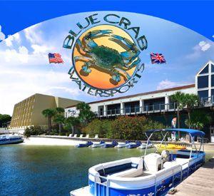 Blue Crab Watersports in Destin Florida