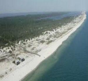 Bon Secour National Wildlife Refuge  in Gulf Shores Alabama