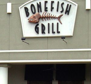 Bonefish Grill in Destin Florida