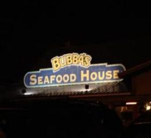 Bubba's Seafood House in Orange Beach Alabama