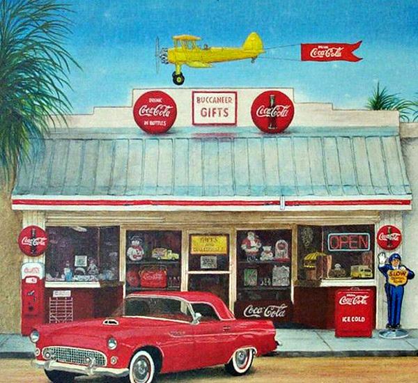 Buccaneer Gift Shop in Fort Walton Beach Florida