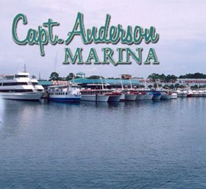 Captain Anderson's Marina in Panama City Beach Florida