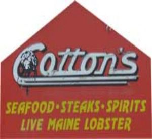 Cotton's Restaurant in Orange Beach Alabama