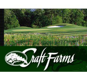 Craft Farms Golf Resort in Gulf Shores Alabama