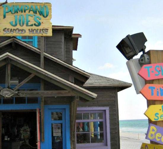 Antigua at Port of Call in Destin Florida