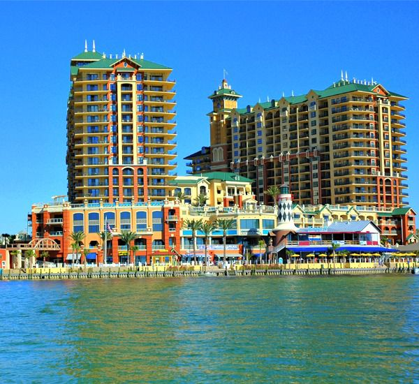 Emerald Grande  in Destin Florida
