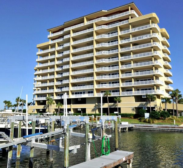 Destin Fl: Holiday Isle Luxury Condos