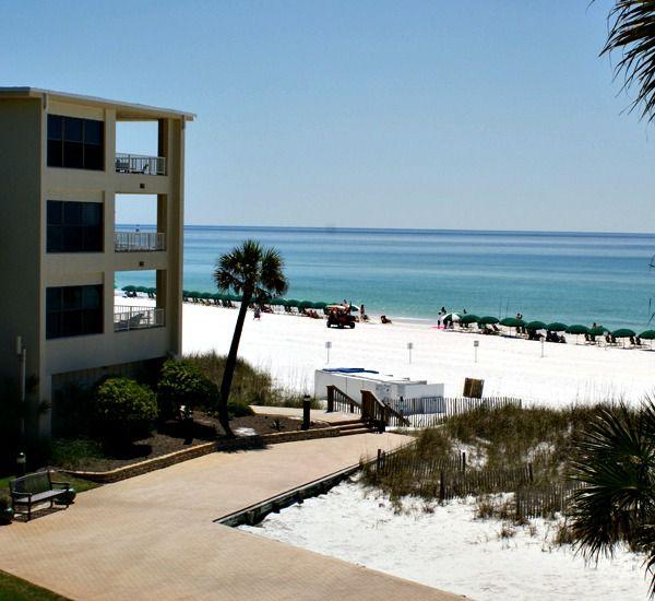 Beach House Rental Crystal Beach: Silver Dunes Condominiums In Destin, Fl