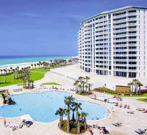 Silver Shells Beach Resort Amp Spa In Destin Florida Condo