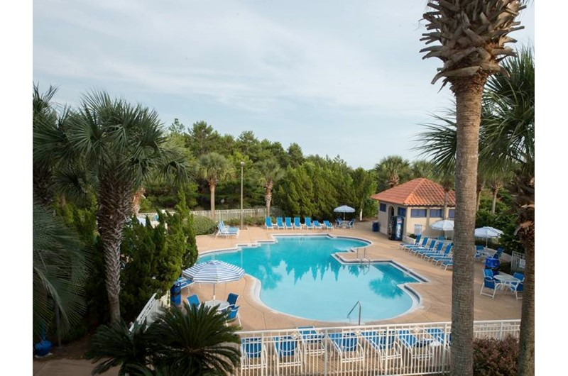 Pool at Tops'l Summit in Destin Florida