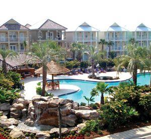 Resortquest Rentals At The Village Of Crystal Beach