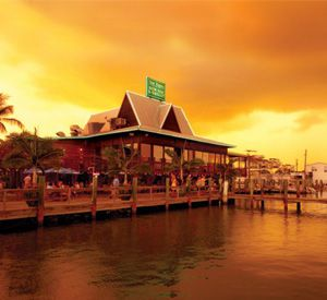 Doc Ford's Rum Bar & Grille in Fort Myers Beach Florida