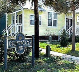 Driftwood Inn Gifts in Mexico Beach Florida