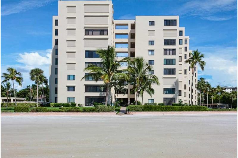 Sandarac Condos Fort Myers Beach Florida