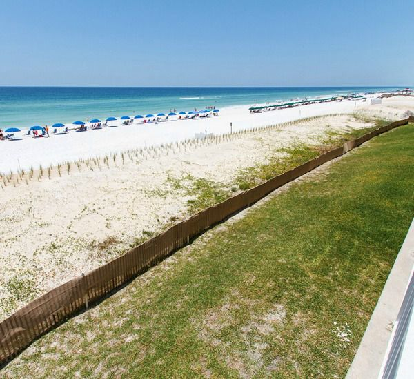 Emerald Towers West  in Fort Walton Florida