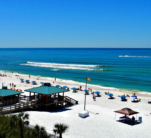 Ramada Plaza Beach Resort Hotel in Fort Walton Florida