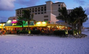 Frenchy's Rockaway Grill in Clearwater Beach Florida