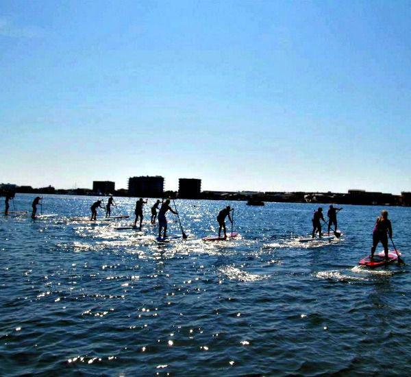 GUSU Paddlesports in Destin Florida