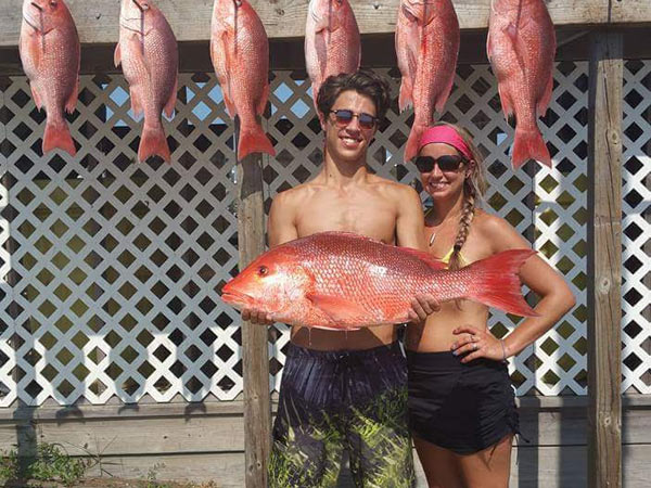 Gulf Adventures Fishing in Gulf Shores Alabama