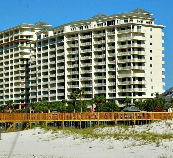 Beach walkover at Beach Club Gulf Shores