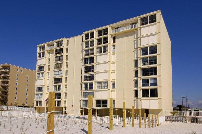 Beachfront Edgewater West in Gulf Shores AL