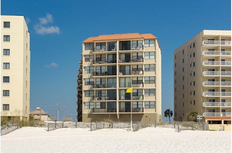 Gulf House Condominium Gulf Shores Beachfront Rentals