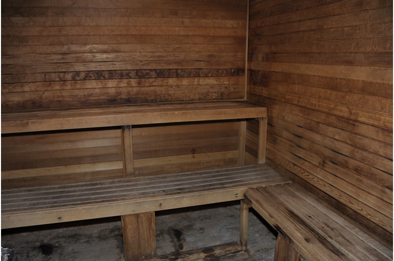 Sauna at Gulf Shores Plantation