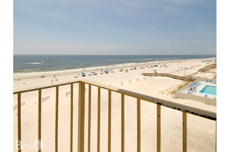 Sweeping views at  Gulf Village Gulf Shores AL
