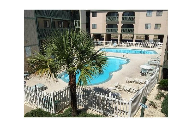 Pool at Las Palmas in Gulf Shores Alabama