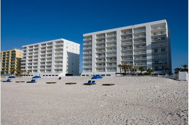 Ocean House in Gulf Shores is directly on the Gulf and beach
