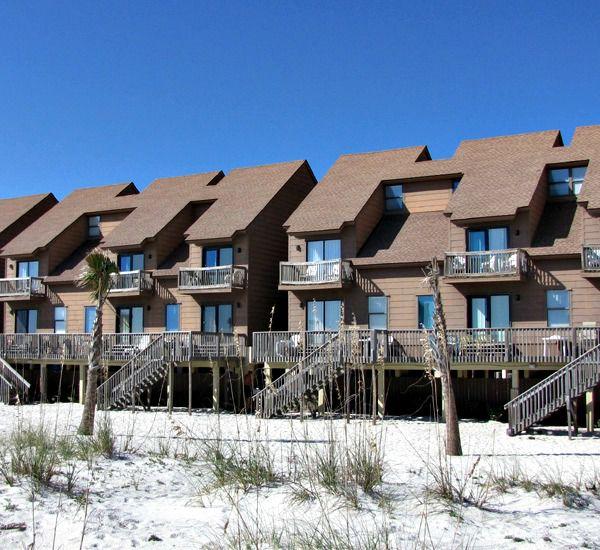 Fort Morgan Beach Houses: Ocean Reef Gulf Shores/Fort Morgan AL