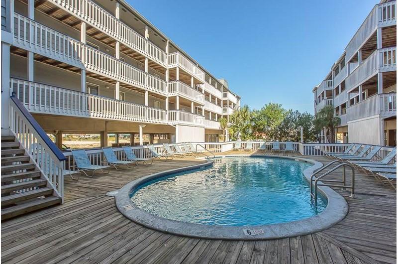 Enjoy the pool at Regatta Condominiums in Gulf Shores Alabama