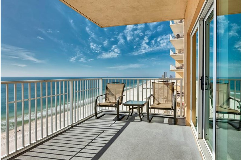 Great views from Seawind in Gulf Shores Alabama