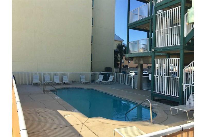 Refreshing pool at Sundial in Gulf Shores Alabama