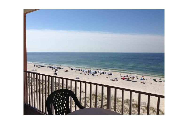 Gorgeous view from Tropic Isle in Gulf Shores Alabama