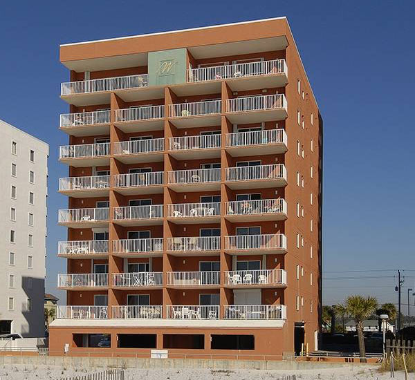 Beachfront property Westwind Condominiums in Gulf Shores AL