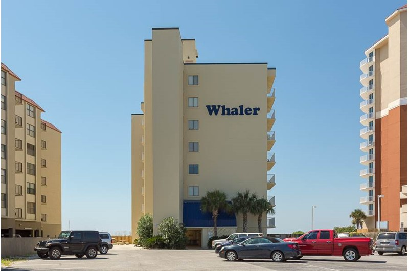 The Whaler in Gulf Shores Alabama