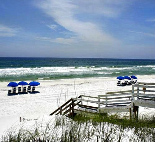 Beach Rentals at Old Florida Cottages