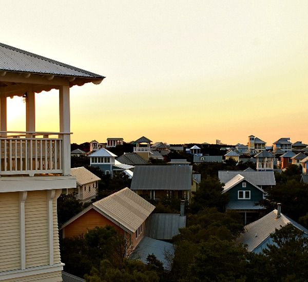 Apartment Rental Agency: Cottage Rental Agency, Seaside FL In Santa Rosa Beach