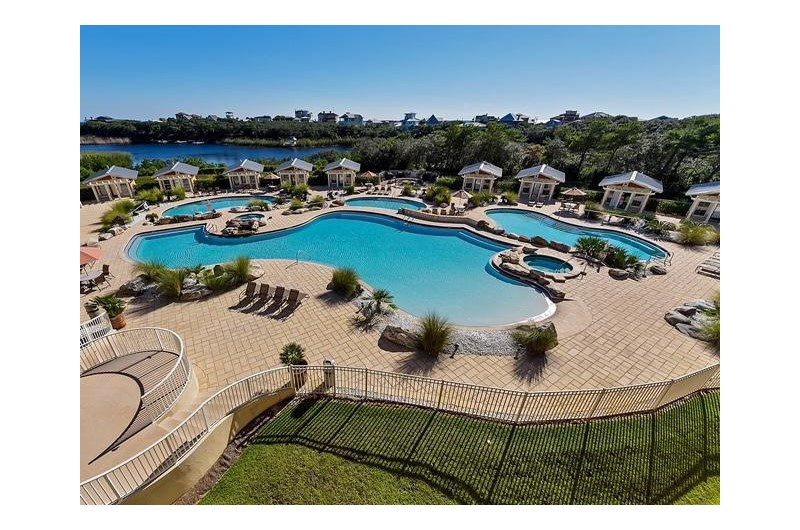 Sanctuary at Redfish Condominiums  - Destin Getaways