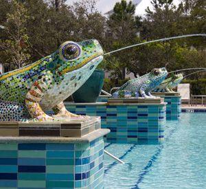 WaterColor Inn & Resort in Highway 30-A Florida