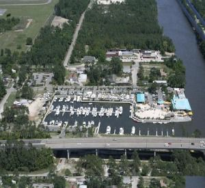 Homeport Marina in Gulf Shores Alabama